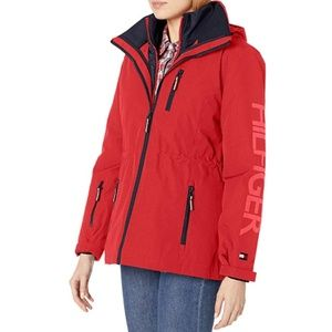 Tommy Hilfiger Women's 3 in 1 Systems Jacket